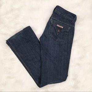 Hudson Jeans denim blue jean bootcut jeans size 26